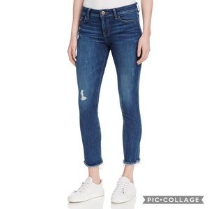 DL1961 Mara Straight Ankle Jeans In Ravine